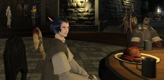 Second Wind Final Fantasy XIV A Realm Reborn, part one