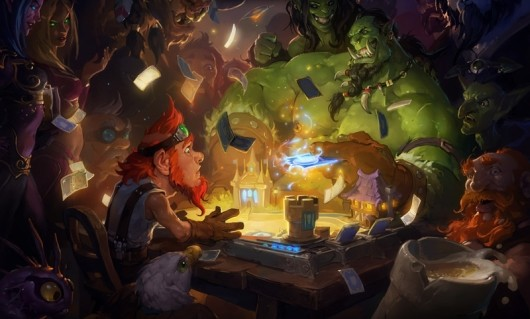 Hearthstone makes three music tracks available