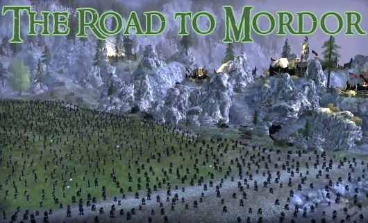 The Road to Mordor The Helm's Deep info avalanche continues