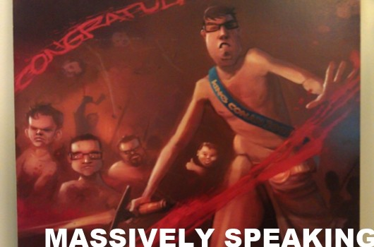 Massively Speaking Episode 263 FunnyCom