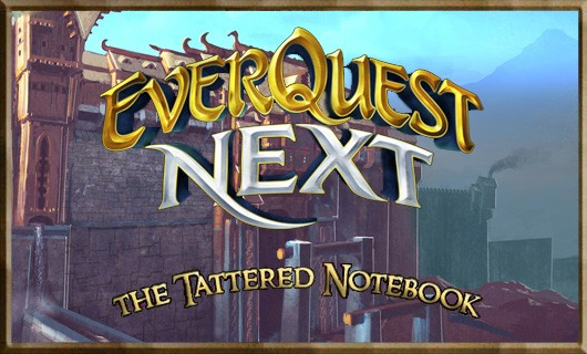 The Tattered Notebook  EverQuest Next round table roundup