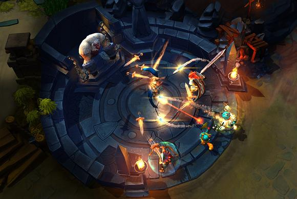 PAX Prime 2013 S2 Games shows off Strife