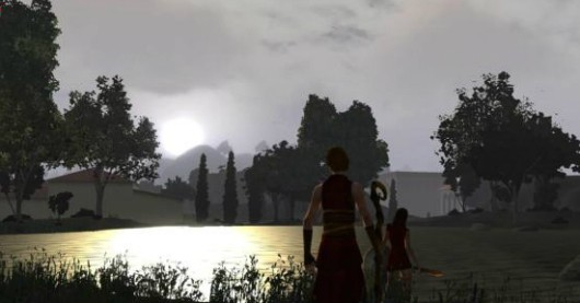MMO screenshot