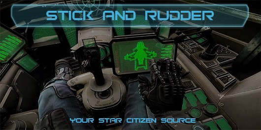 Stick and Rudder On Star Citizen's cash shop