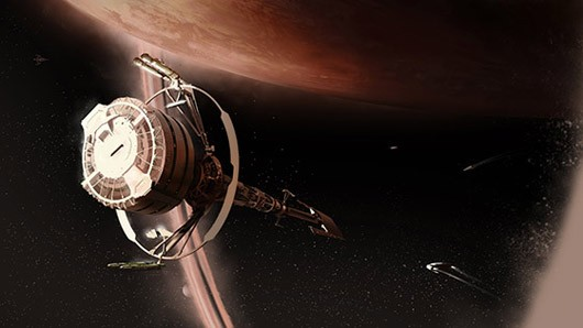Elite Dangerous newsletter focuses on algorithmic space stations