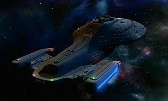 STO Voyager aft view