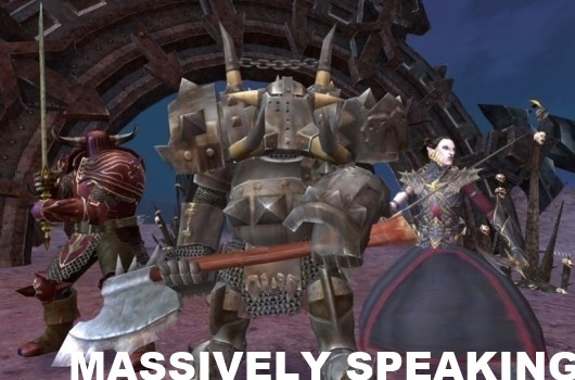 Massively Speaking Episode 265 Warhammer Offline