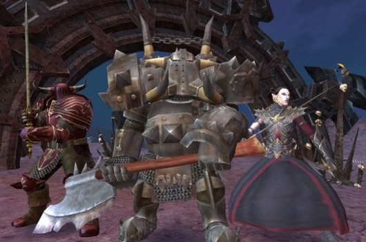 Warhammer Online to close December 18th