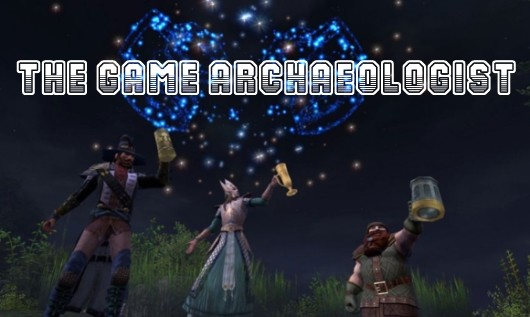 The Game Archaeologist WAR's biggest battle was with itself