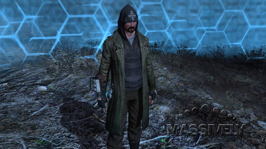 The Secret World - Witchhunter outfit