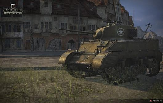 PAX Prime 2013 World of Tanks blitzes onto the 360