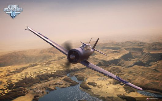 World of Warplanes adds British warbirds