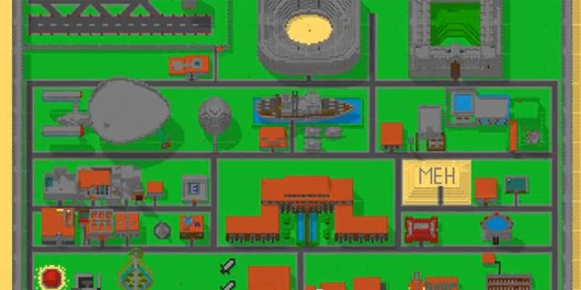 8bitMMO reaches funding goal, on to stretch goals