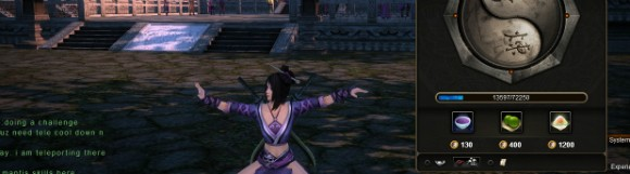 Age of Wushu screenshot