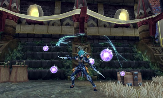Melee classes get the spolight in first of Aura Kingdom reveals