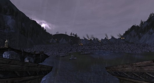 30,000 Orcs and you A LotRO epic battle story