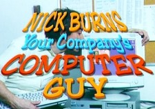 Ask Massively Nick Burns edition