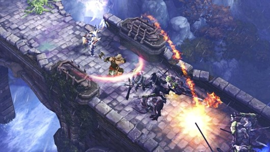 Diablo 3 more striking compared to the previous two versions