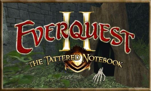 The Tattered Notebook  Navigating EQII's Nights of the Dead