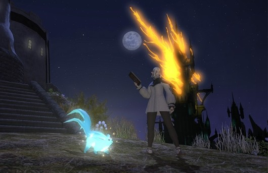 A Realm Reborn server transfers free from Oct. 15 to Oct. 21 in Final Fantasy XIV