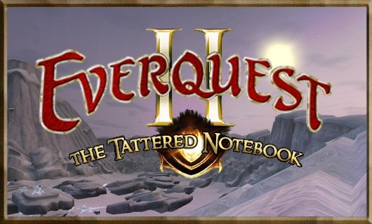 The Tattered Notebook  A guide to forging your own path in EverQuest II
