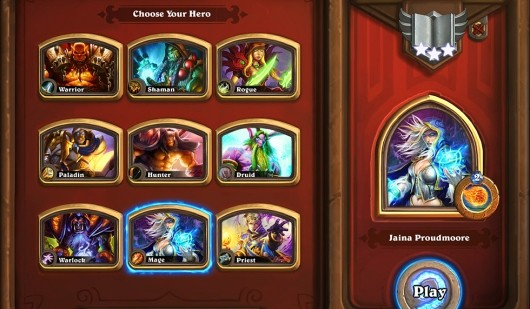 Hearthstone wipes beta progress, institutes patch