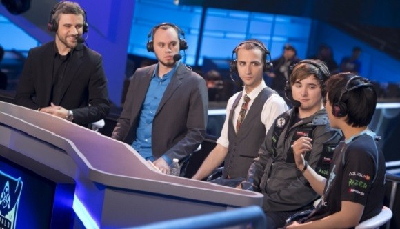 The Summoner's Guidebook The real hero of the LoL World Championships