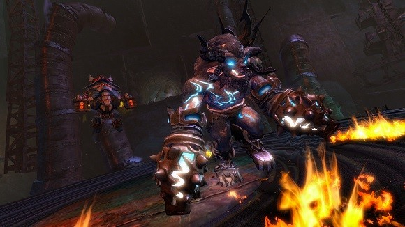 Flameseeker Chronicles Guild Wars 2's rogue's gallery remixes