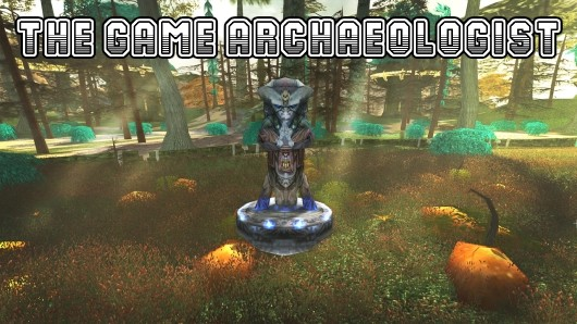 The Game Archaeologist Classic MMOs in October