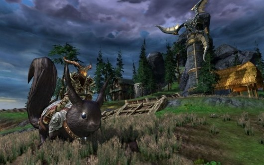 RIFT and Defiance throw ingame promotions