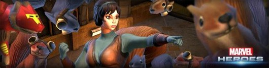 Gazillion brings Squirrel Girl to Marvel Heroes