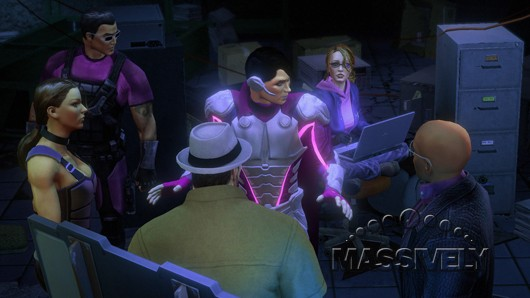 The Daily Grind - Would you play a Saints Row MMO?