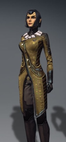 Military uniforms are snazzy by design.
