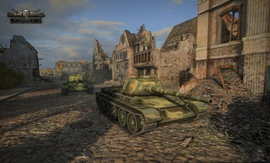 World of Tanks rolls out team battles today