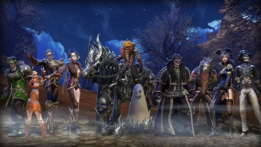 TERA Banquet of Blood video and screens