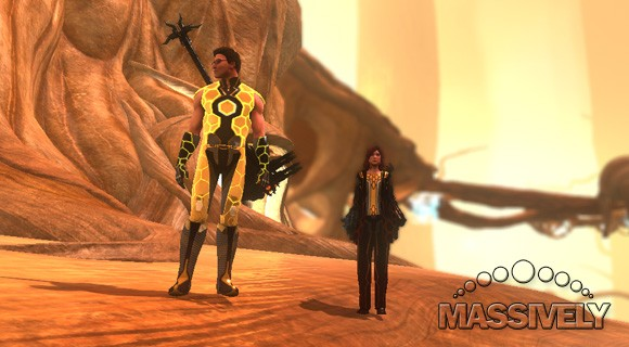 New bee outfits in TSW