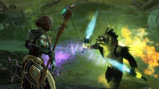 toxickrait Guild Wars 2 update summons the Tower of Nightmares