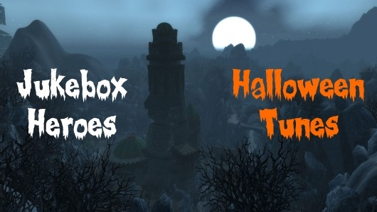 Jukebox Heroes Halloween tunes