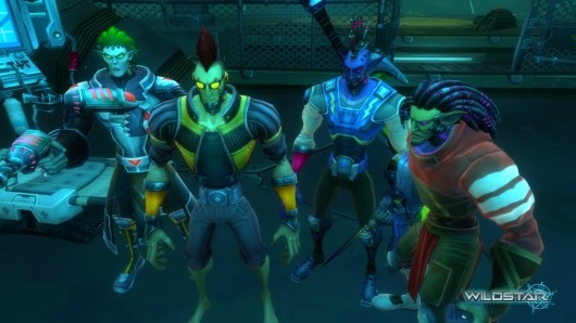 WildStar offers crossrealm grouping