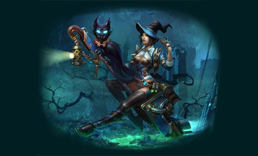 Prime World introduces two witchy heroes with new videos