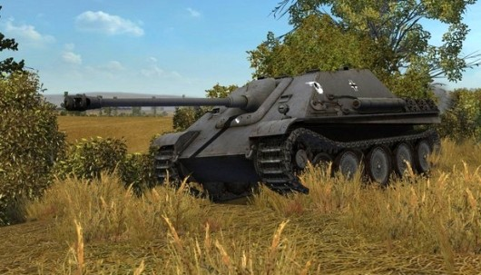 World of Tanks would become nothing more than World.