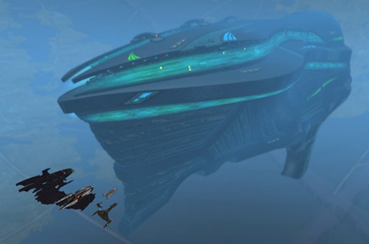 STO Voth Fortress Ship Header