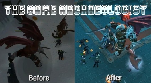 The Game Archaeologist Classic servers and you