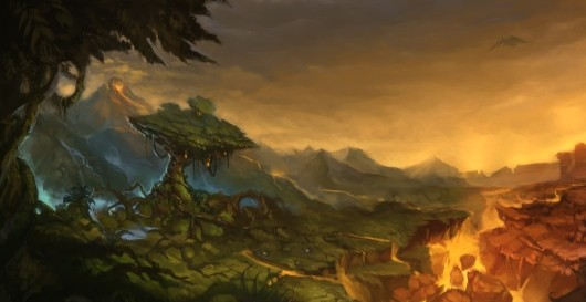 Warlords of Draenor trademarked as possible World of Warcraft expansion