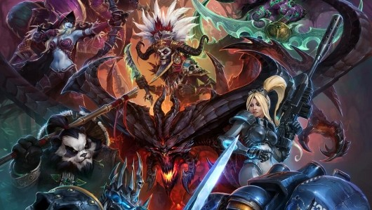 Blizzard talks betas for Heroes of the Storm and Hearthstone