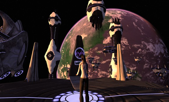STO Sphere of Influence New Romulus platform