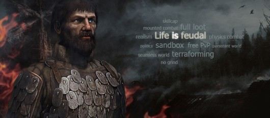 Life is Fuedal seeks to recreate a realistic medieval setting in a hardcore sandbox