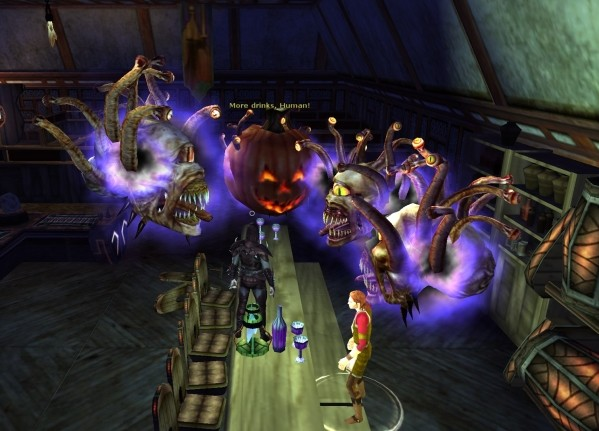 One Shots A flock of Beholders