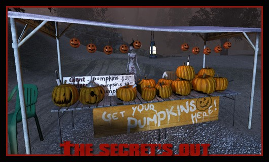 The Stream Team  Introducing The Secret World's JackoLantern