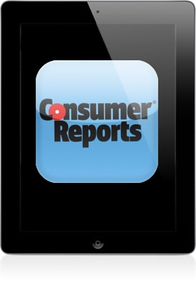 Consumer Reports iPad Review